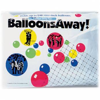 Balloons Away Double Bag